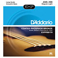 Akustiska Bas-Strängar D'Addario EXPPBB170