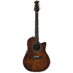 Ovation Legend Plus OV C2079AXP-KOAB « Westerngitarre