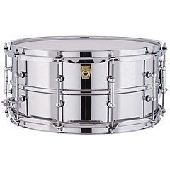 """Ludwig LM402T Supraphonic 14"""" x 6,5"""" Tube Lugs Snare Drum « Snare drum"""