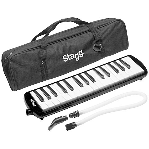 Stagg Melodica 32 black