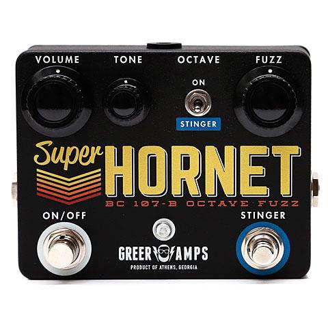 Greer Amps Super Hornet