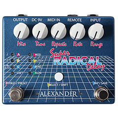 Alexander Super Radical Delay « Guitar Effect
