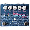 Педаль эффектов для электрогитары  Alexander Super Radical Delay
