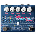 Pedal guitarra eléctrica Alexander Super Radical Delay