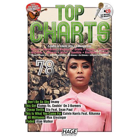 Hage Top Charts Bd.78