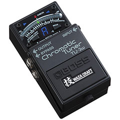 Boss TU-3W Waza Craft Chromatic Tuner + Buffer « Accordatore