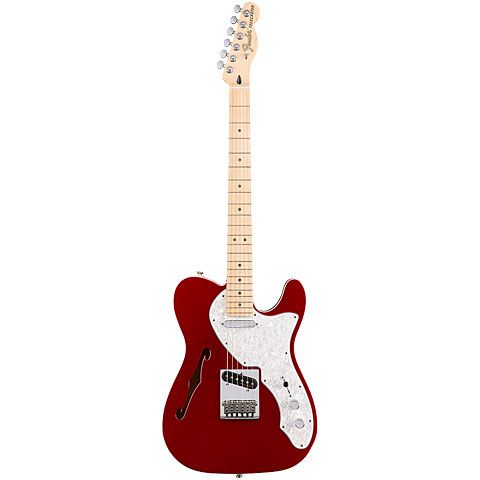 Fender Telecaster Thinline MN CAR « Guitare électrique
