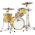 "Gretsch 18"" Satin Natural Drumset « Set di batterie"