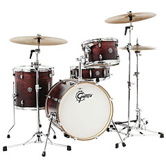 "Gretsch Drums Catalina Club 18"" Satin Antique Fade Drumset « Trumset"