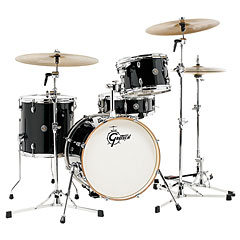 "Gretsch Drums Catalina Club 18"" Piano Black Drumset « Drum Kit"