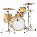 "Gretsch Catalina Club 20"" Satin Natural Drumset « Set di batterie"