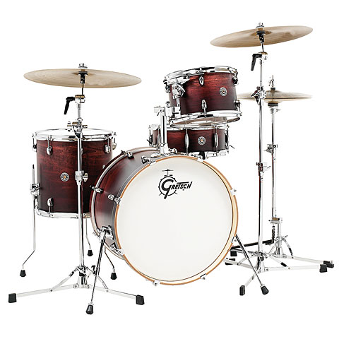 "Gretsch Drums Catalina Club 20"" Satin Antique Fade Drumset"