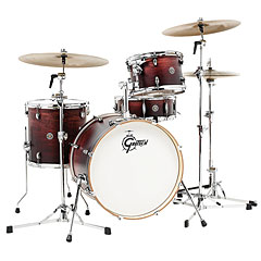 "Gretsch Drums Catalina Club 20"" Satin Antique Fade Drumset « Batería"