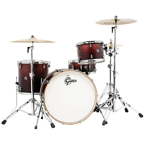 Gretsch 24  Satin Antique Fade Drumset