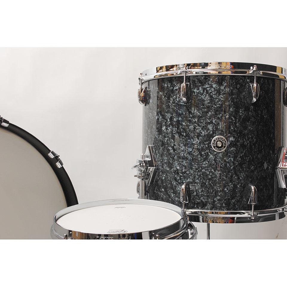 gretsch drums usa brooklyn 22 deep marine black pearl drumset 10088883 schlagzeug. Black Bedroom Furniture Sets. Home Design Ideas
