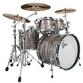 "Drumstel Gretsch USA Brooklyn 22"" Grey Oyster Drumset"