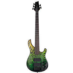 Sandberg Basic Ken Taylor 5-String Zebra BB « Electric Bass Guitar