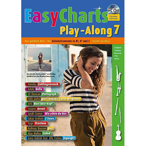Schott Easy Charts 7