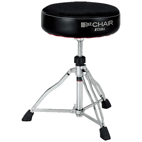 Drumhocker Tama 1st Chair HT430BC Round Rider Trio Cloth Top