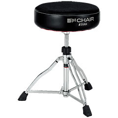 Tama 1st Chair HT430BC Round Rider Trio Cloth Top « Drum Throne