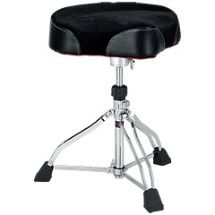 Tama 1st Chair HT530BC Wide Rider Trio Cloth Top « Sillín de batería