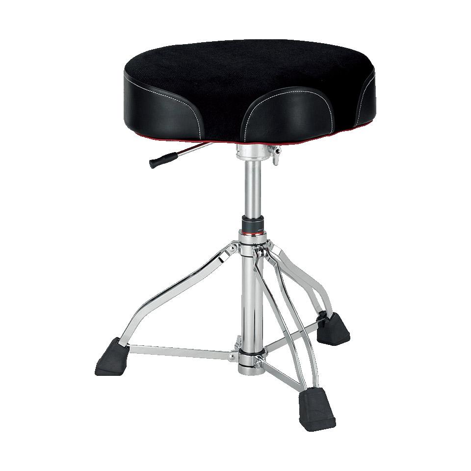 Drumhardware - Tama 1st Chair HT750BC Ergo Rider Hydraulix Cloth Top Drumhocker - Onlineshop Musik Produktiv
