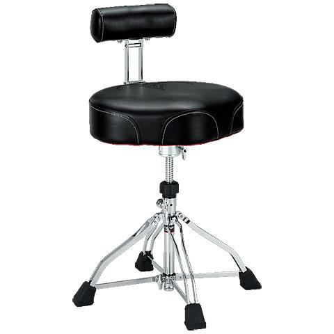 Drumhocker Tama 1st Chair HT741B Ergo-Rider Quartet with Backrest
