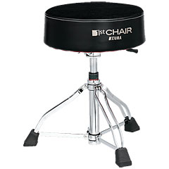 Tama 1st Chair HT850BC Round Rider XL Hydraulix Cloth Top « Siège de batterie