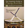 Manuel pédagogique Alfred KDM The Complete Guide to Playing Brushes