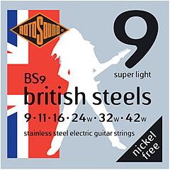 Rotosound B9 009-042 « Corde guitare électrique