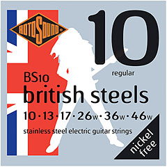 Rotosound BS10 010-046 « Electric Guitar Strings