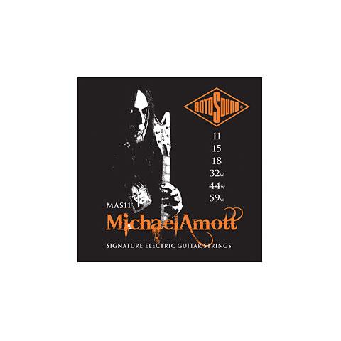Rotosound MAS11 011-059 Michael Ammott