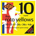 Set di corde per chitarra elettrica Rotosound R10 010-046, Corde, Chitarra/Basso