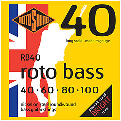 Rotosound RB 40 040-100 « Electric Bass Strings