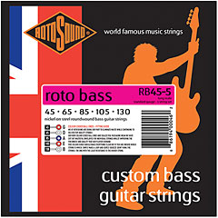 Rotosound RB 45-5 045-130 « Electric Bass Strings