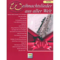 Music Notes Holzschuh Weihnachtslieder aus aller Welt for Flute