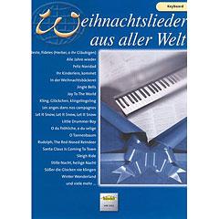 Holzschuh Weihnachtslieder aus aller Welt for Keyboard « Notenbuch