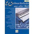 Music Notes Holzschuh Weihnachtslieder aus aller Welt for Keyboard