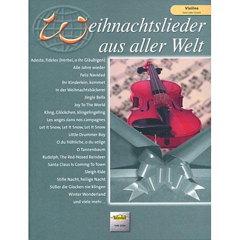 Holzschuh Weihnachtslieder aus aller Welt for Violin