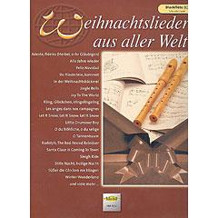 Holzschuh Weihnachtslieder aus aller Welt for Recorder « Notenbuch