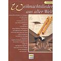 Libro de partituras Holzschuh Weihnachtslieder aus aller Welt for Recorder