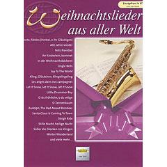 Holzschuh Weihnachtslieder aus aller Welt for Tenor Saxophon « Libro de partituras