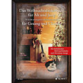 Nuty Schott Das Weihnachtsliederbuch für Alt und Jung for Ukul