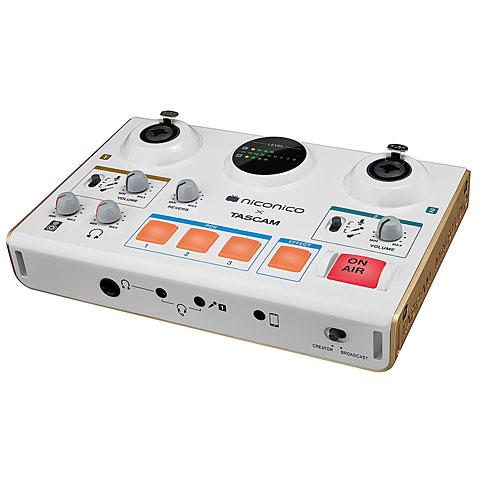 Audio Interface Tascam US-42