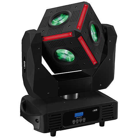 IMG Stageline CUBE-630 LED