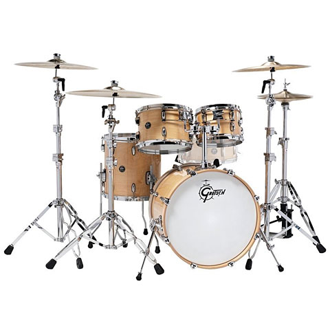 """Gretsch Drums Renown Maple 20"""" Gloss Natural"""
