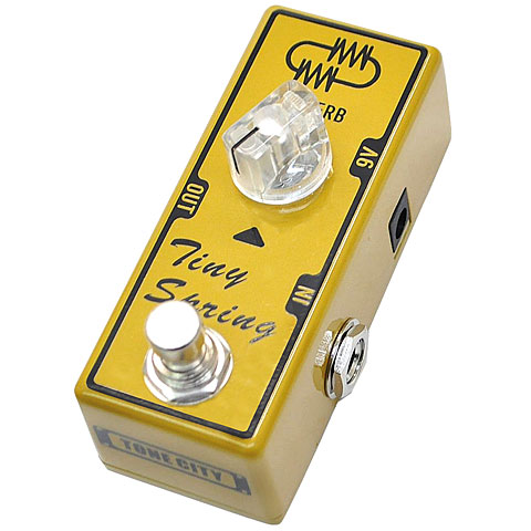 Guitar Effect Tone City Tiny Spring