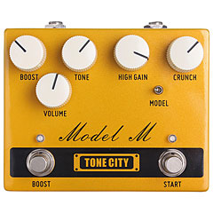 Tone City Model M « Effectpedaal Gitaar