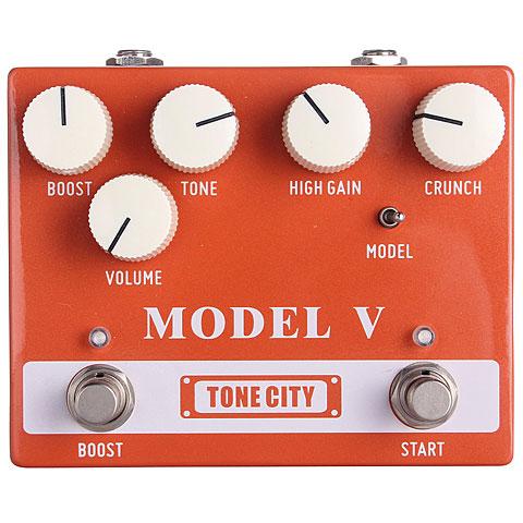 Effektgerät E-Gitarre Tone City Model V