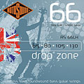 Electrische Bas Snaren Rotosound drop zone RS66LH